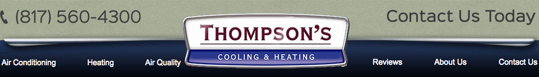 Thompson's Cooling & Heating, Inc.